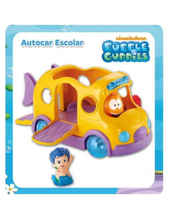 Bubble Guppies Autocar Escolar 746775192570