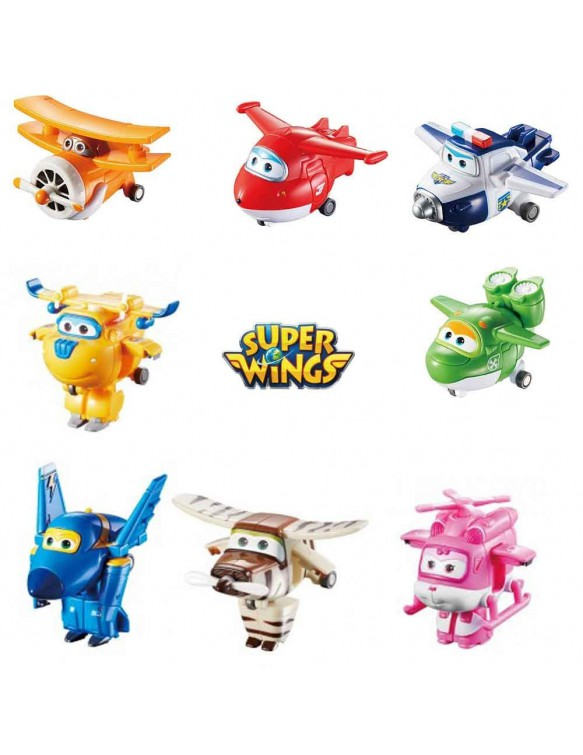 SuperWings Transform a Bots 8412842439528