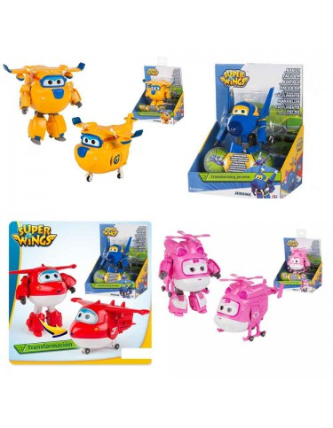 SuperWings Transforming 8412842439542