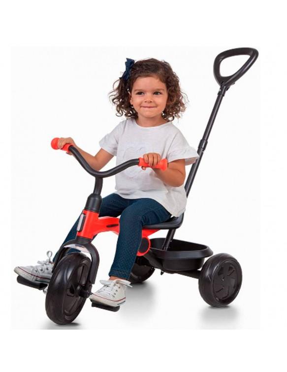 Triciclo Easytrike Rojo Plegable