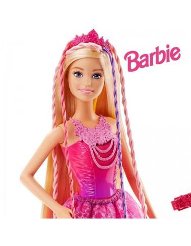 Barbie Reino de los Peinados 887961234510