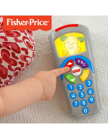 Mando Distancia Perrito Fisher Price 887961256185