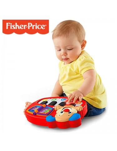 Piano Perrito Fisher Price 887961256604
