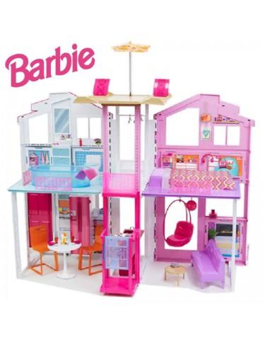 Barbie Súper Casa Mattel 887961272079