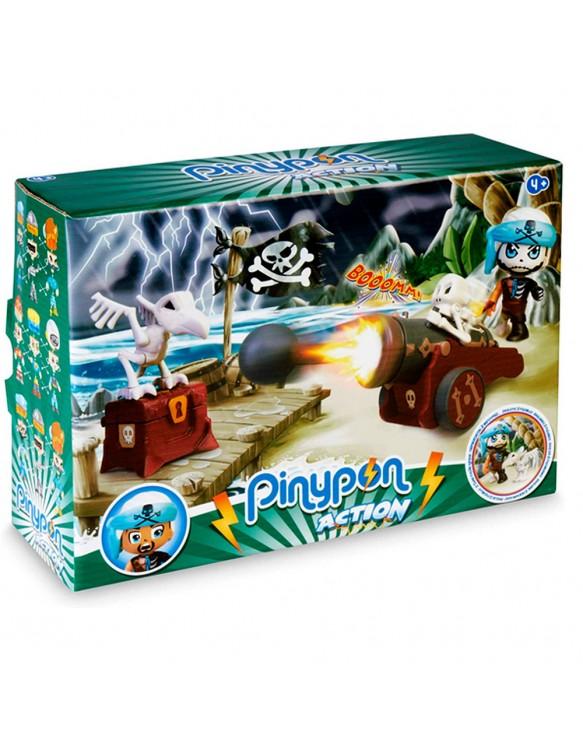 Pinypon Action Cañón Pirata Fantasma