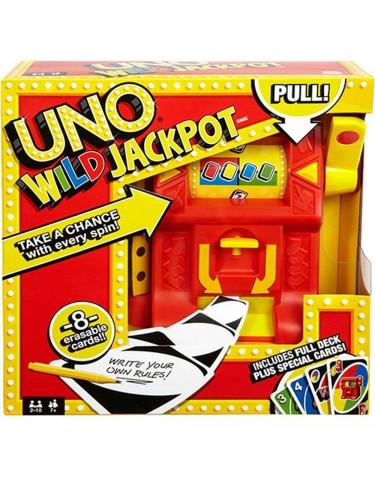 Uno Wild Jackpot 887961296785