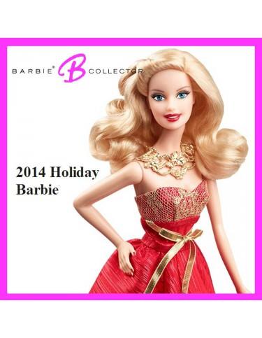 Barbie Colección Felices Fiestas Mattel 746775301767