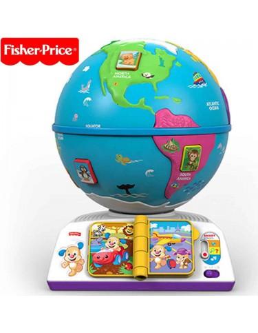 Globo Viaja con Perrito Fsher Price