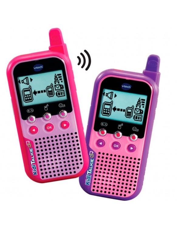 walkie Talkies Kidi Talkie Rosa