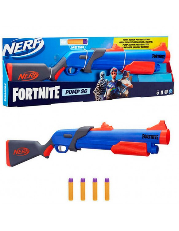 Nerf Fortinite Pump