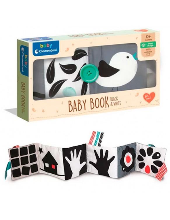 Baby Book Blanco y Negro