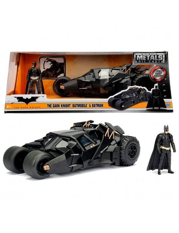 Batmovil 1:24 2008 Caballero Oscuro