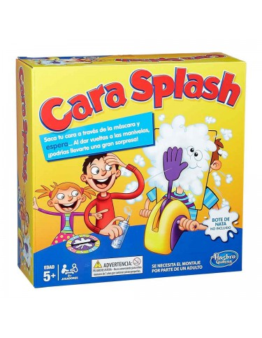 Cara Splash Hasbro 5010994947095
