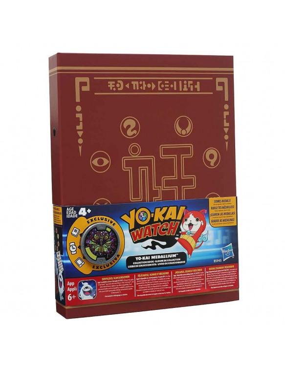Yo-kai Album Colección Medallium 5010994978273