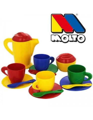 Conjunto Cafe Molto 8410963057034