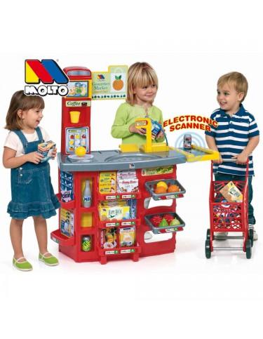Supermercado y Carrito 8410963121865