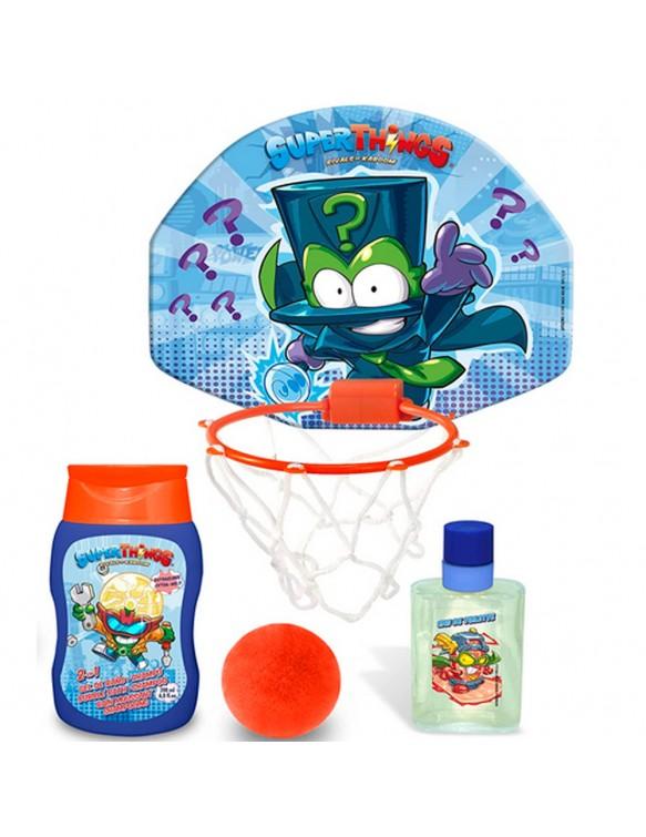 Superzings Estuche Juego Baloncesto