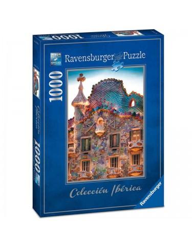 Casa Batlló Barcelona Puzzle 1000pz
