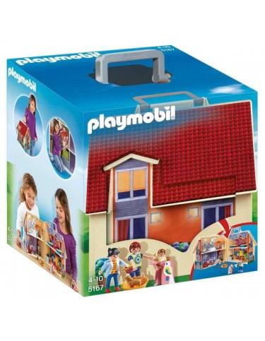 Playmobil casa maletín 4008789051677