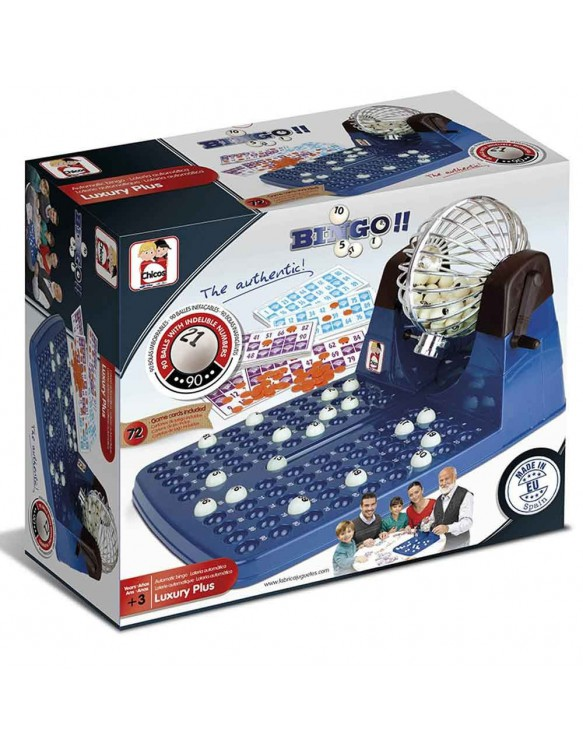 Lotería Automática Deluxe 8410788209052