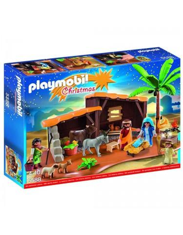 Playmobil Belén con Establo 4008789055880