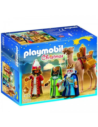 Playmobil Reyes Magos Navidad 4008789055897