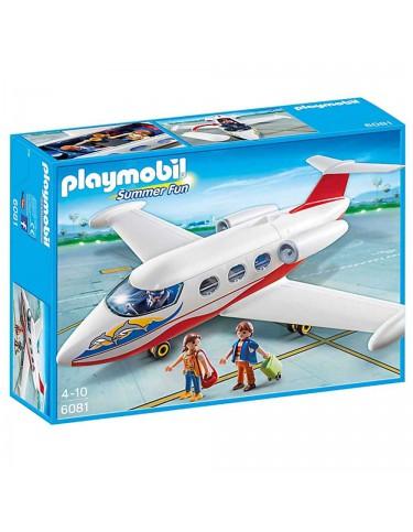 Playmobil Avión de Vacaciones 4008789060815