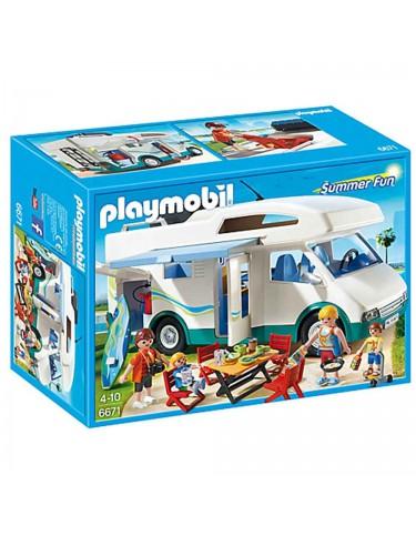 Playmobil Caravana de Verano 4008789066718