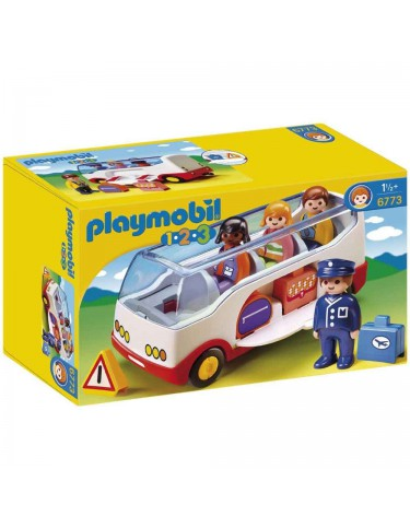 Playmobil Autobús 1.2.3 4008789067739