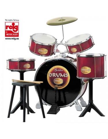 Batería Golden Drum 8411865007264