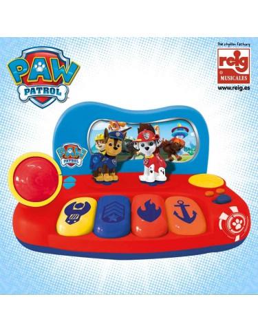 Piano Electrónico Patrulla Canina 8411865025183