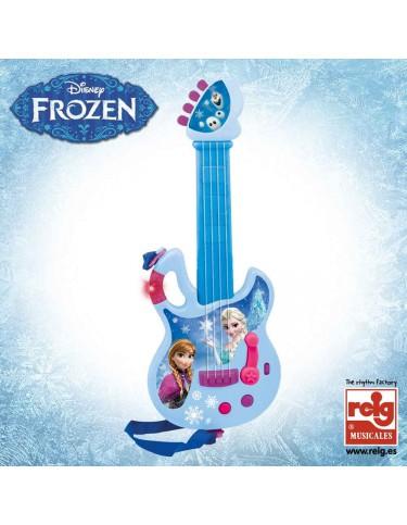 Frozen Guitarra Infantil 8411865053858