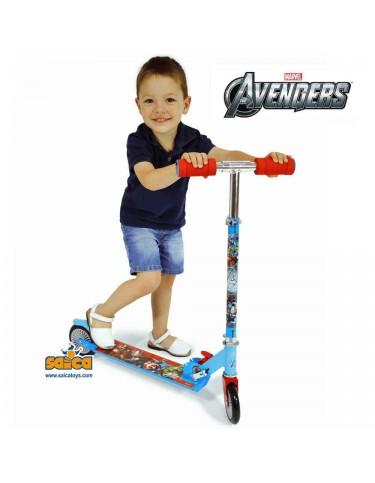 Patinete 2 Ruedas Avengers 8421440096767