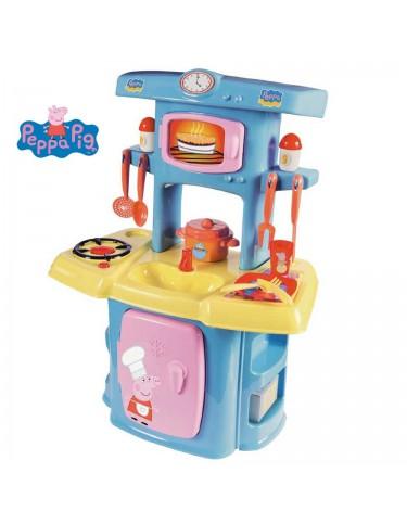 Cocina Peppa Pig Smoby 3280250017110