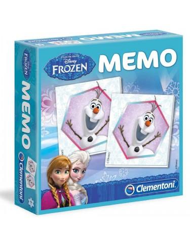Frozen Memo Clementoni