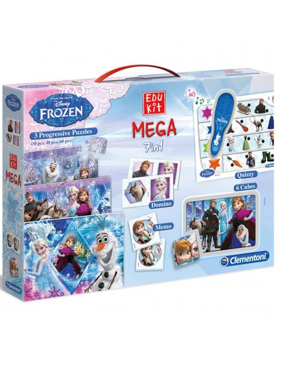 Frozen Mega Edukit 7 en 1 8005125139286