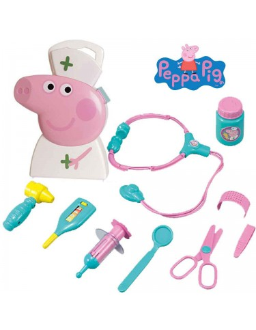 Peppa Pig Maletín Enfermera 5050868065111