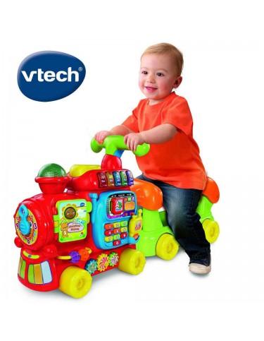 Correpasillos Maxi Tren 5 en 1 Vtech 3417761819227