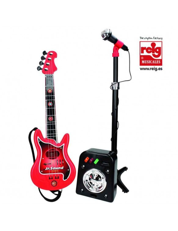 Micro Flash, Bafle y Guitarra 8411865008445