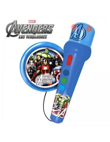 Micrófono Avengers 8411865016686