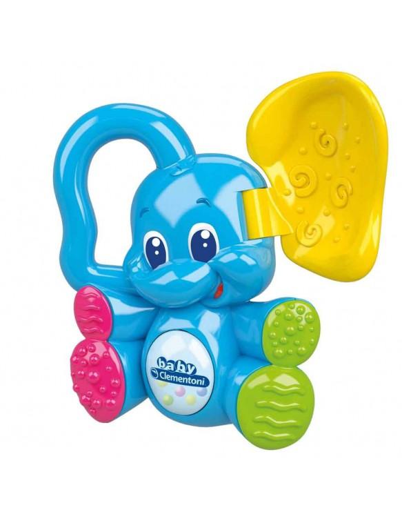 Sonajero Elefante Clementoni 8005125149988
