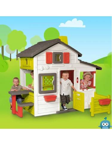 Smoby Casa de Amigos 3032163102090