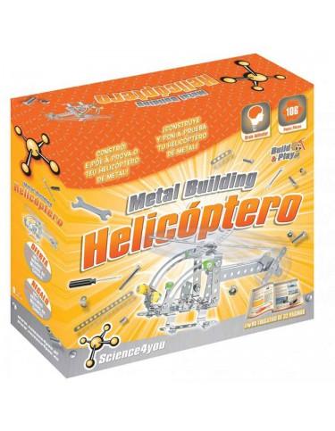 Helicóptero Building 5600849480572