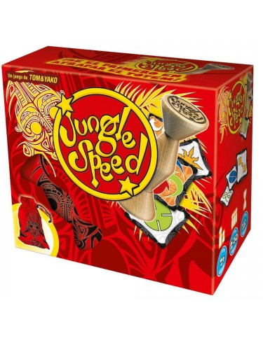 Jungle Speed cartas 3558380001287