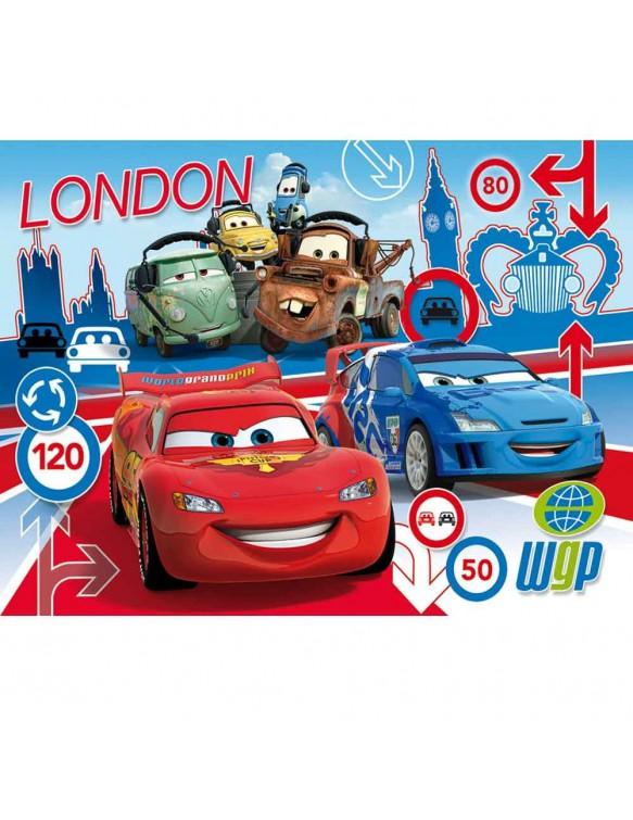 Cars II 2x20pz. 8005125246991