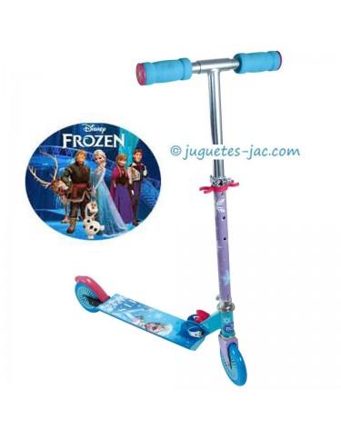 Patinete Frozen 2 ruedas