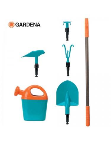 Conjunto Jardín Gardena 5414932503211