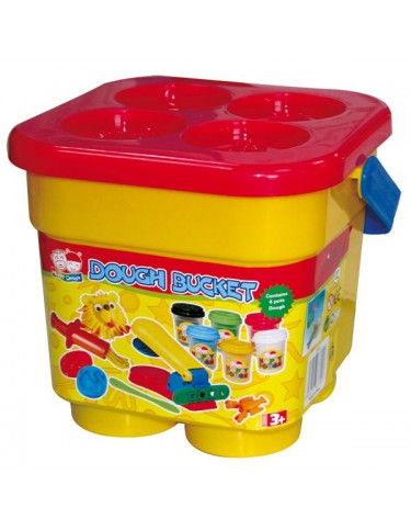 Cubo de plastilina 6930197638943