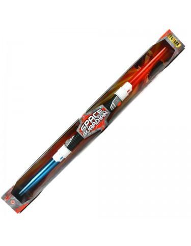 Espada Láser Doble Luz y Sonido. 5022849732015