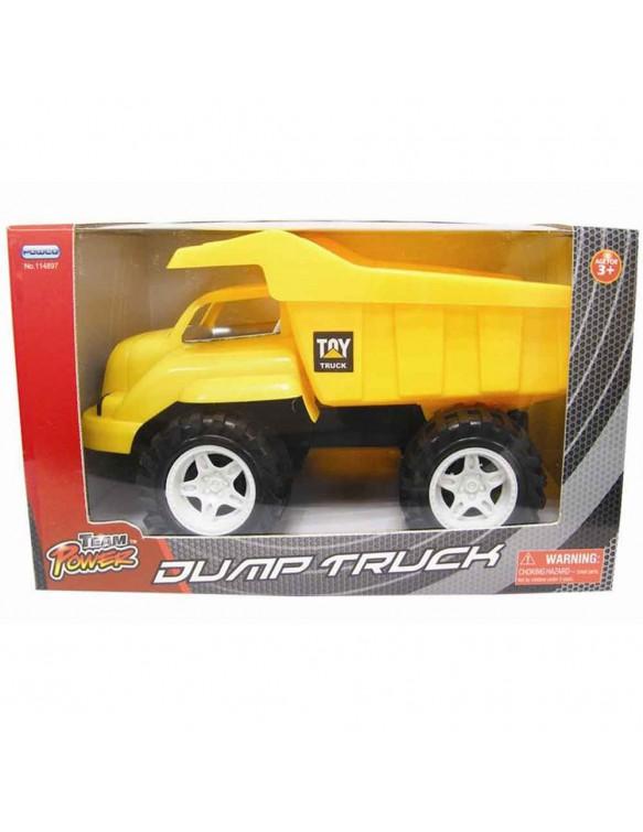 Camión Volquete 36 cm 715843148979